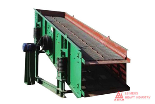 YA Series Circular Vibrating Screen