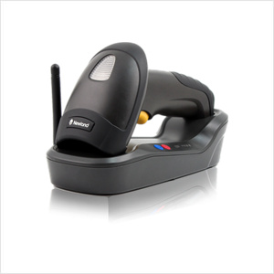 Cordless 2D Barcode Scanner HR32-CS qr code reader support data editing capability with Zigbee