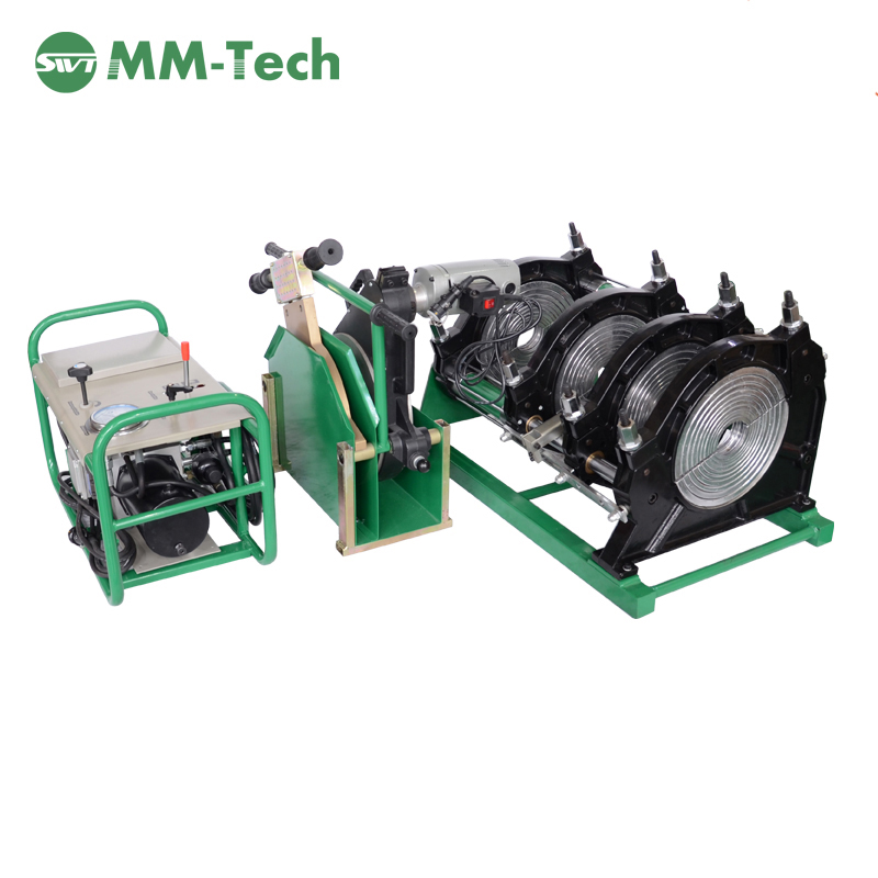 Thermofusion pipe jointing welding plastic machine,hydraulic butt fusion welding machine for pe pipe