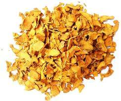 Dried Slice Turmeric
