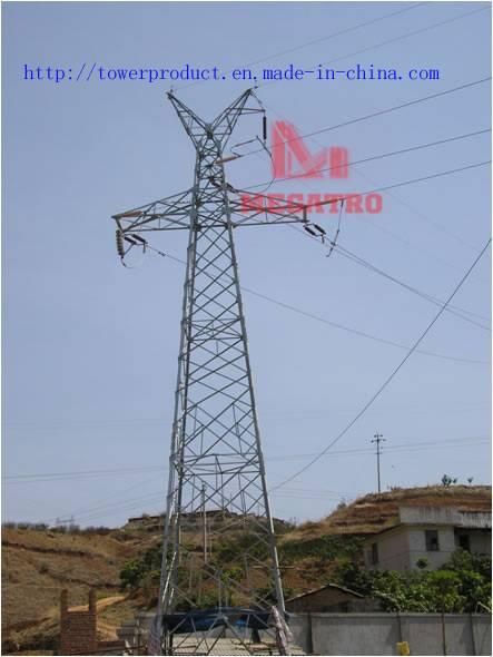 Angle towers
