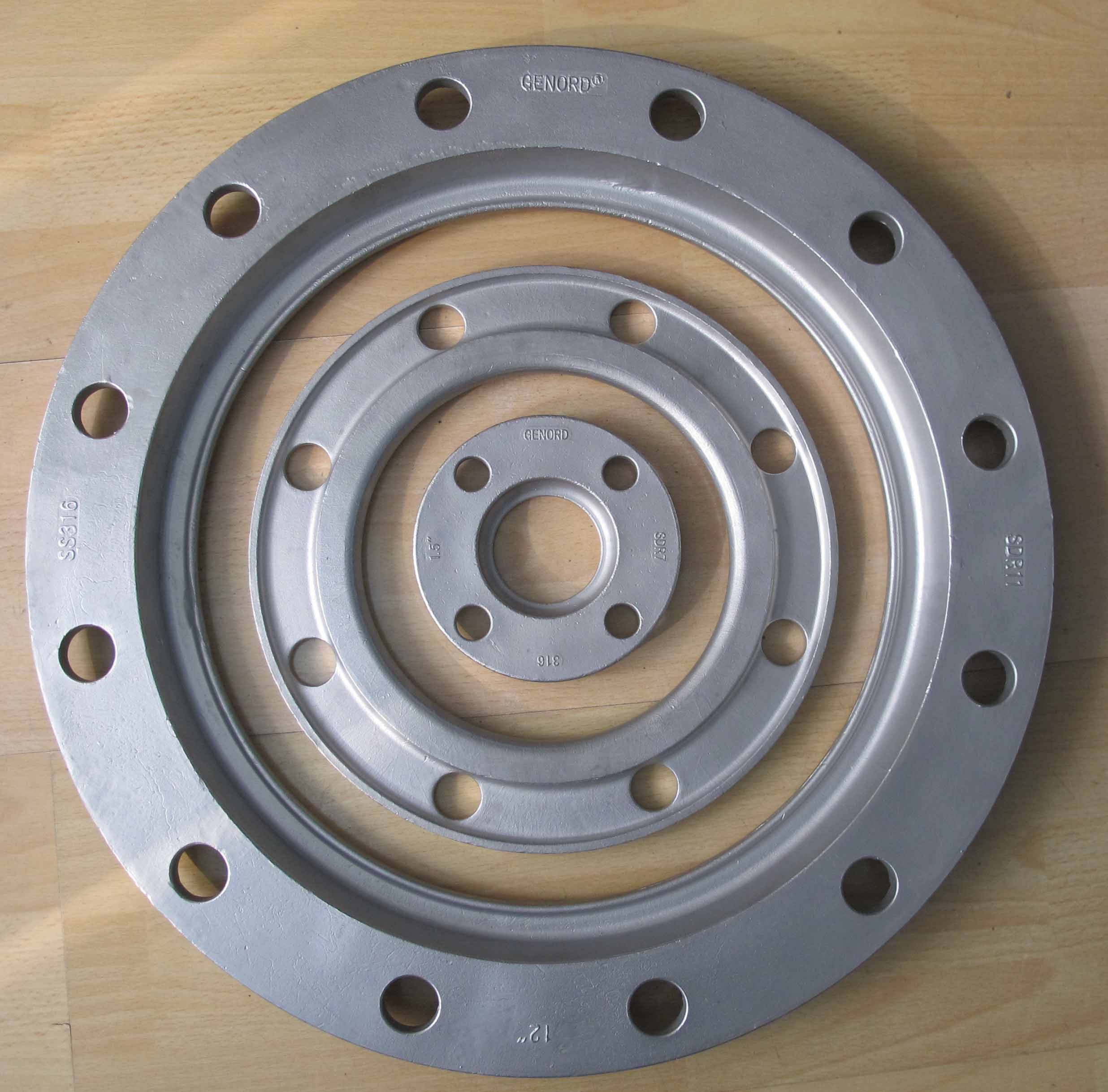 Stainless Steel Back up Flange