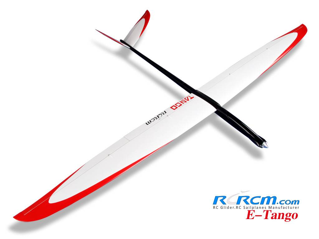 Tango-3m F3B rc glider of rcrcm