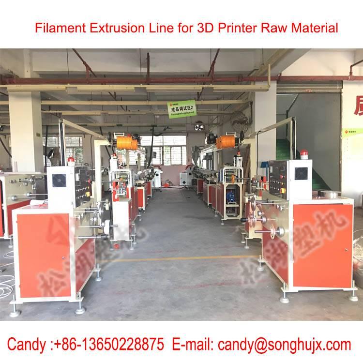3d Printer Plastic Extruder , 1.75mm / 3mm Filament Extruder For 3d Printing