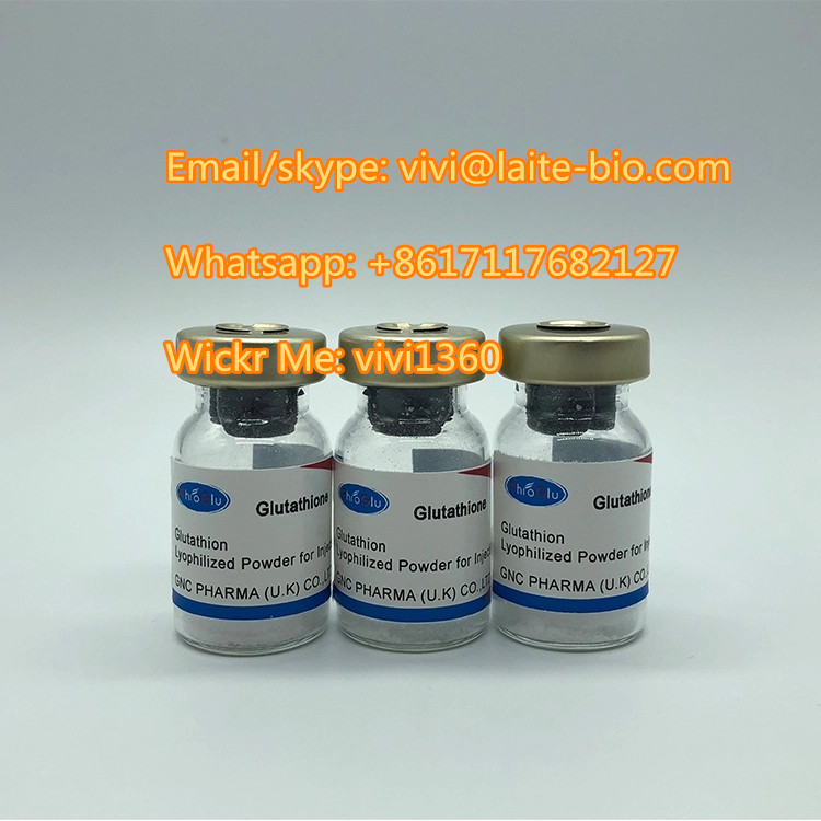 Cosmetic Glutathione injection for skin (whatsapp:+8617117682127)