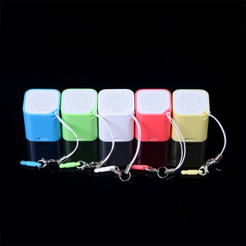 Super Mini Smart Box Wireless Bluetooth Speaker with Camera Shutter