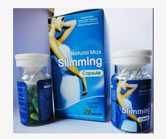 Hot Sale!!!Sky Blue The Advance Natural Max Slimming Capsule