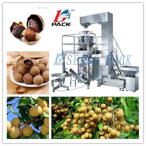 Dried Longan Packing Machine