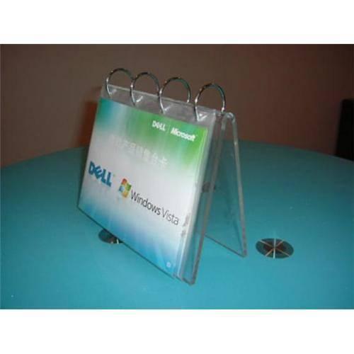 Acrylic Calendar Holder,Acrylic Calendar Display,Acrylic Calendar Stand