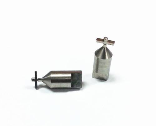 CNC machining stainless steel precision hardware