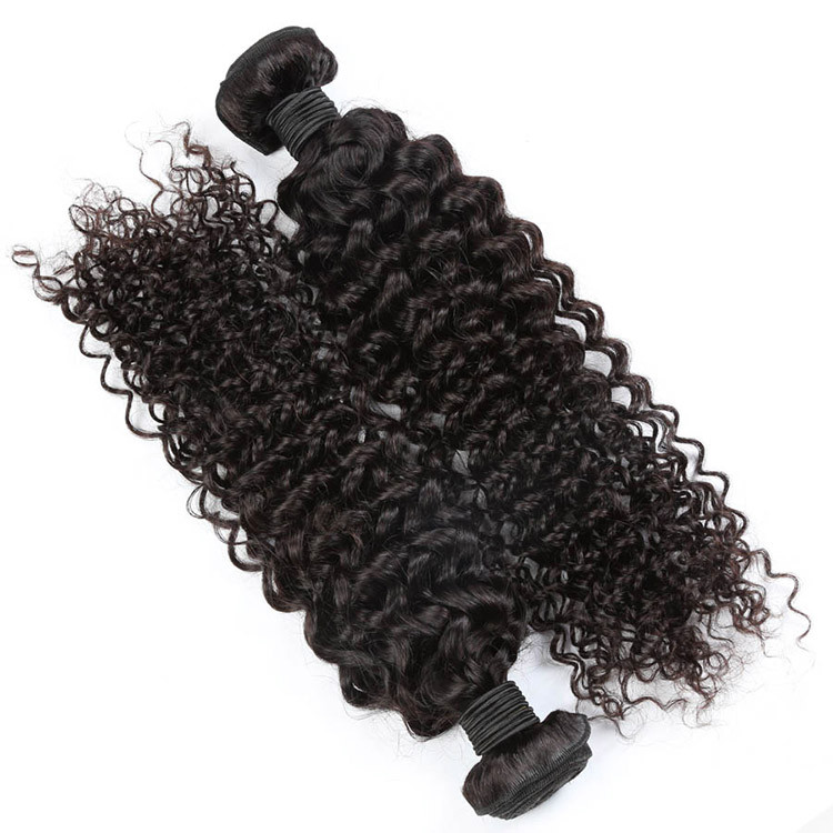 Curly wave hair extension