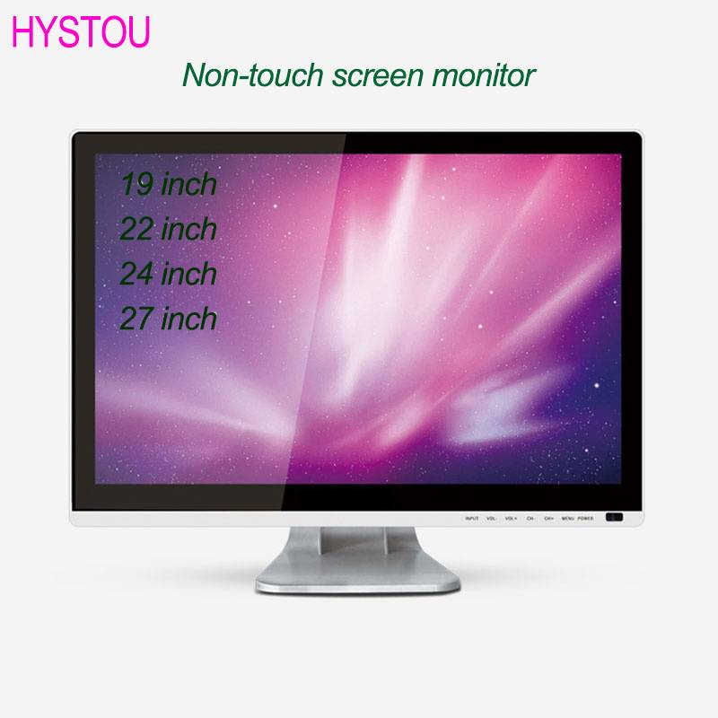 24 inch LCD Computer Display Monitor with HDMI non-touch screen