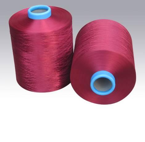 China suppliers 1200-3000D pp dty yarn high tenacity AA grade pp carpet yarn free samples available