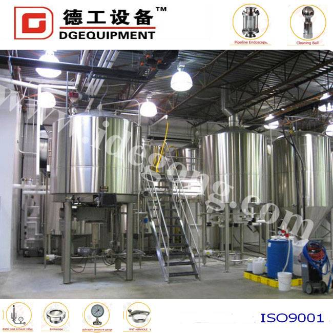 Equipment for brewing/fermentation/making beer