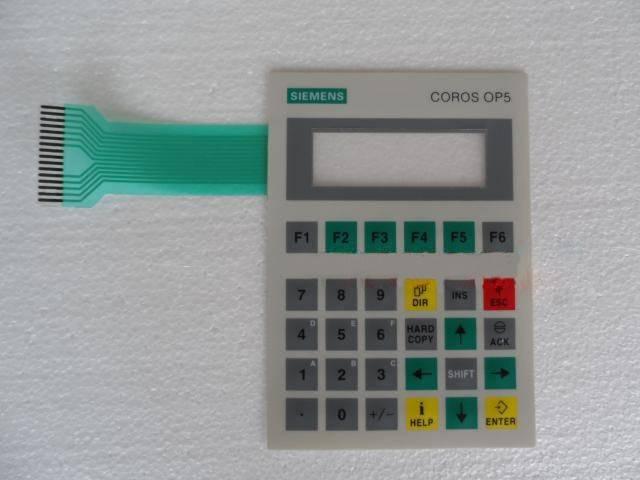 Membran keypad for OP5 REPAIR