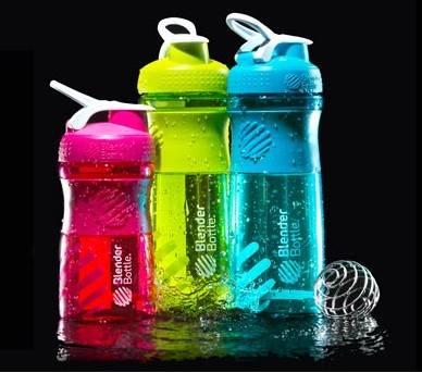 plastic water bottle/sport bottle/shaker bottle/blender bottle
