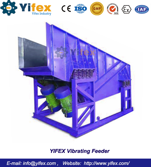 YIFEX Vibrating Feeder