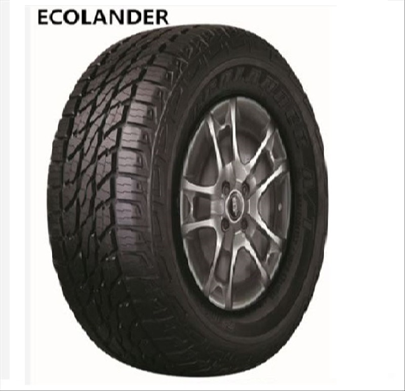 225/70R16 all terrain tire Yatone DOT, ECE, EU-label certification