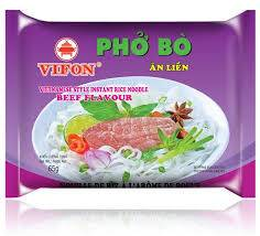 """PHO BO"" VIETNAMESE STYLE INSTANT RICE NOODLES"