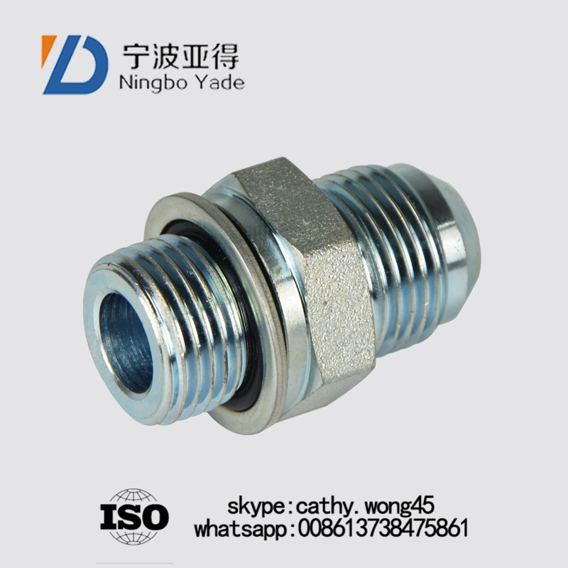 hydraulic hose connectors adaptors