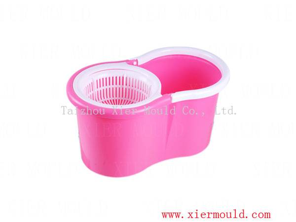 Household  mop bucket mould