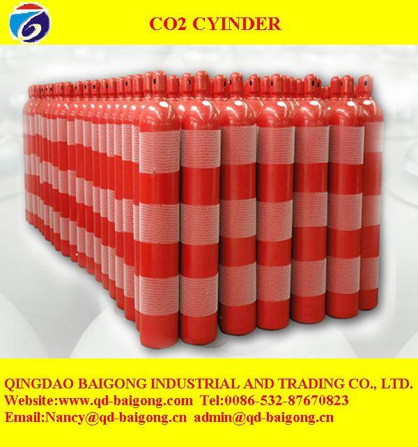 co2 cylinder manufacturer