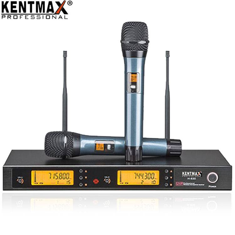 High Quality Professional PLL 200 Channels UHF Wireless Microphone