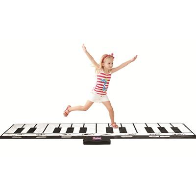 Gigantic Keyboard Playmat, SLW968, Black & White