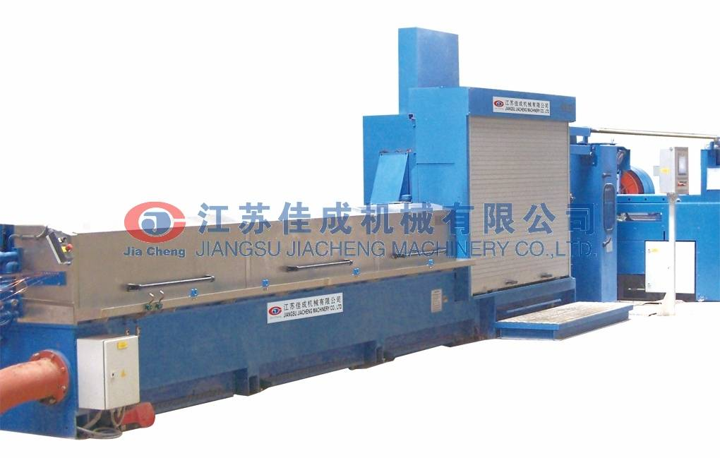 Multi Copper Wire Drawing Machine With Annealer