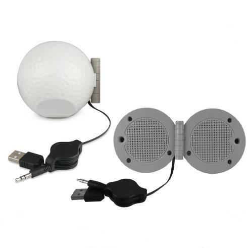 Golf Ball Mini-Speaker