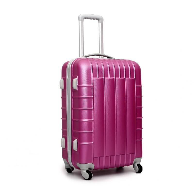 baoding baigou new fashion abs luggage sets