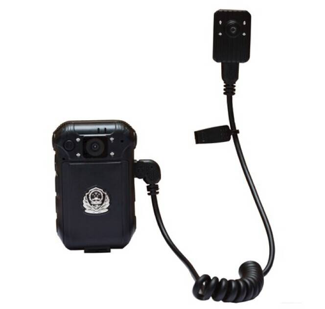 1080P 2inch  Police wearable video cameras with Night Vision