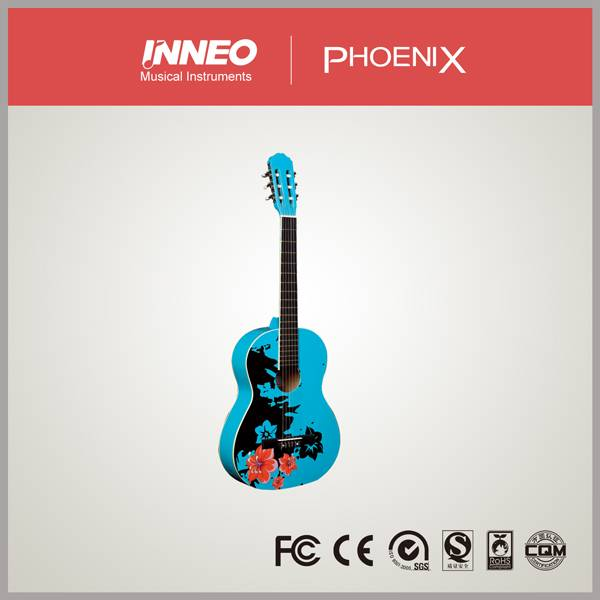 Top quality handmade hot sale Classical Guitar(RCG111Y)
