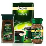 German Jacobs Kronung Ground Coffee 500g / 200g