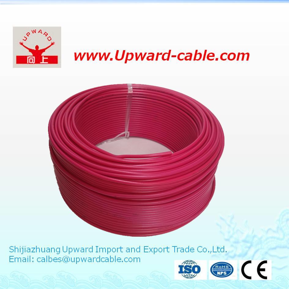Single Core Aluminum Conductor Electric Wire