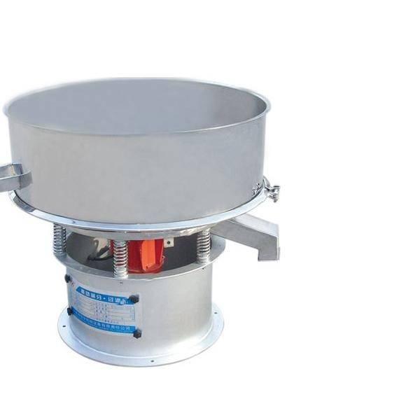 hopper vibrating screen for powder grain liquid