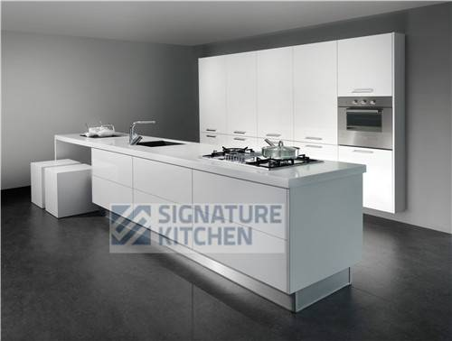 SIGNATURE KITCHEN Outlet The White UV Kitchen Cabinet|kitchen Cabinet For  Projects