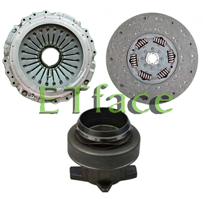 ETface Clutch Disc Clutch Cover German Standard 3400 700 504 For DAF