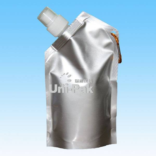 Reusable water packaging pouches (400ml)
