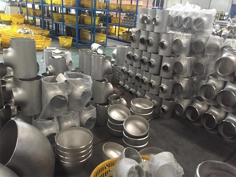 stainless elbows, b16.9 steel pipe fitting LR 90D 304L