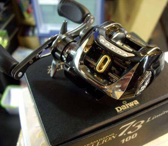 DAIWA TEAM ZILLION 7.3 LIMITED Right Hand