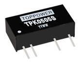 DC/DC Converters/TPK0505S,3kVDC Isolated 2W
