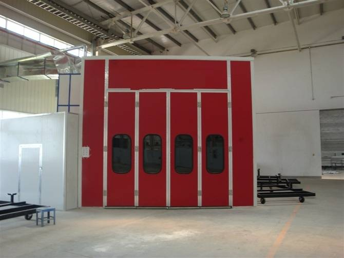 D Oriental DOT F1 Furniture Spray baking booth with high quality