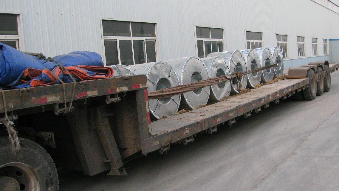 2016 new hot dipped galvanized steel coil