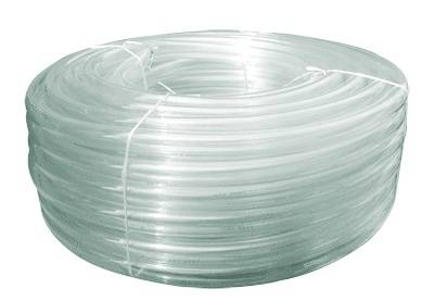 PVC Transparent Pipe Single Layer Clear Hose