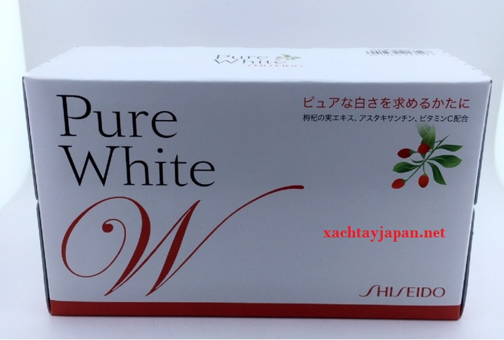 Japanese SHISEIDO WHISIS PURE WHITE
