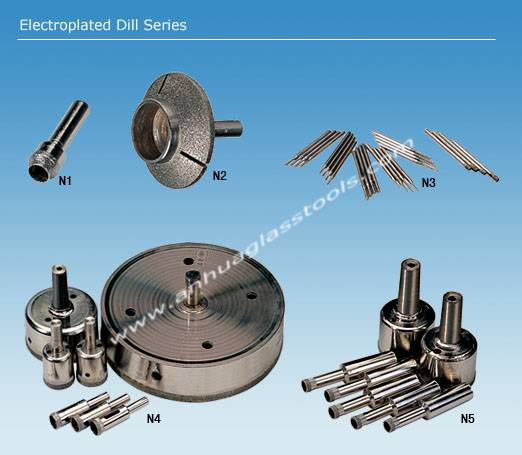 Electroplated Dill Series