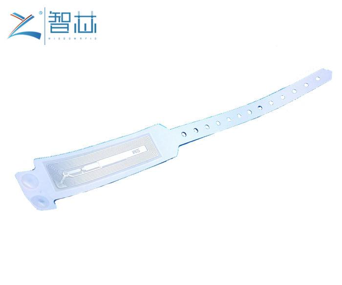 ISO 15693 NXP I CODE SLIX Water Proof NFC Wristband