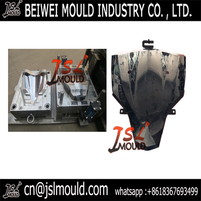 Professional manufacture Motorcycle front nose mould