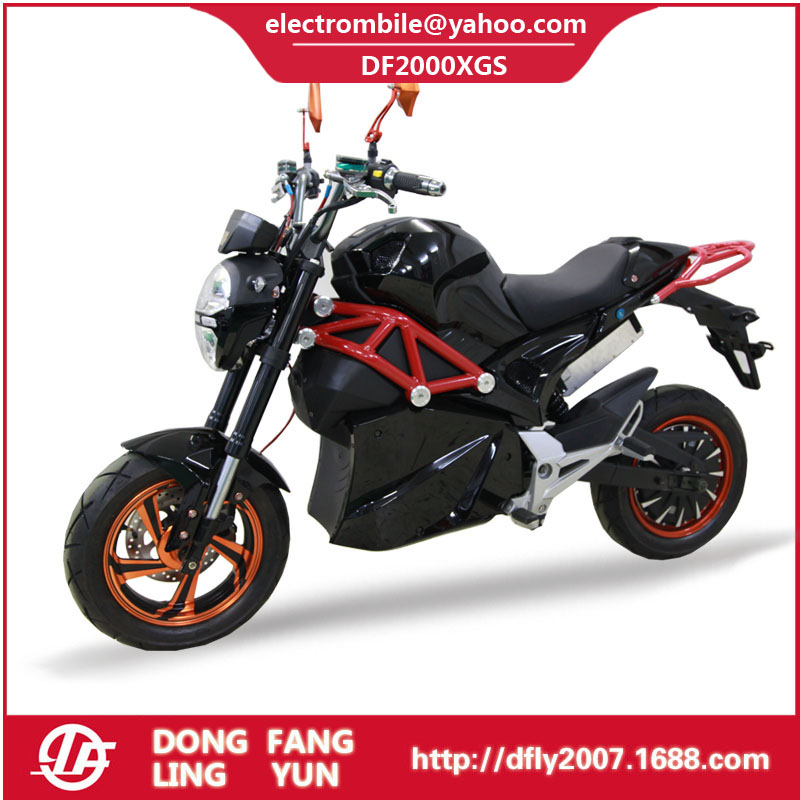 DF2000XGS - Hot selling electric scooter good quality electric motorcycle